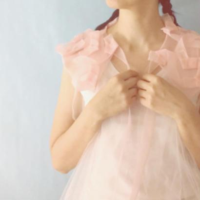 つけ襟 MUSBEE(pink)