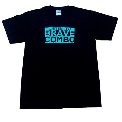 BRAVE COMBO [LISTEN TO] T-shirts