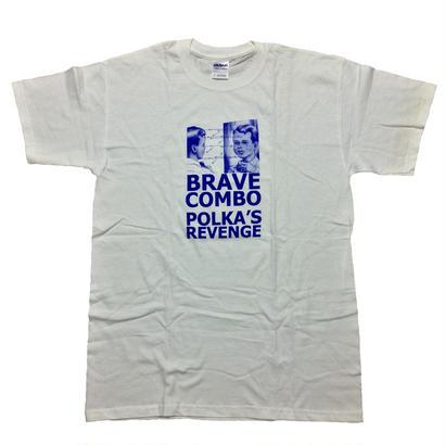 BRAVE COMBO [POLKA'S REVENGE] T-shirts / PUR