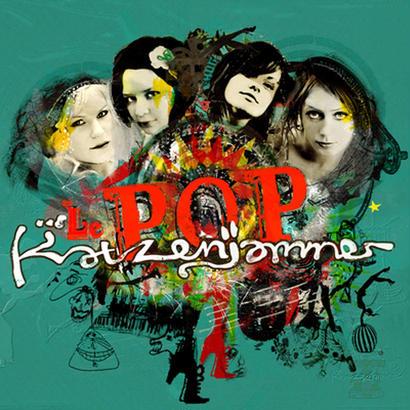 """Katzenjammer - """"Le Pop"""""""