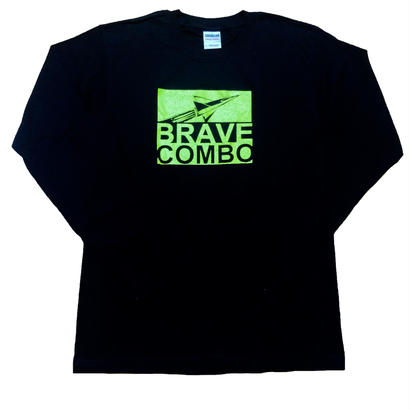BRAVE COMBO Long Sleeve T-shirts