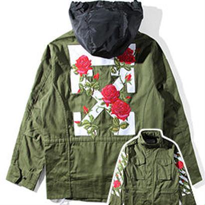 新品 数量限定  【オフホワイト OFF-WHITE】超高品質 ジャケット アウター シャツ メンズファッション [OW-421]