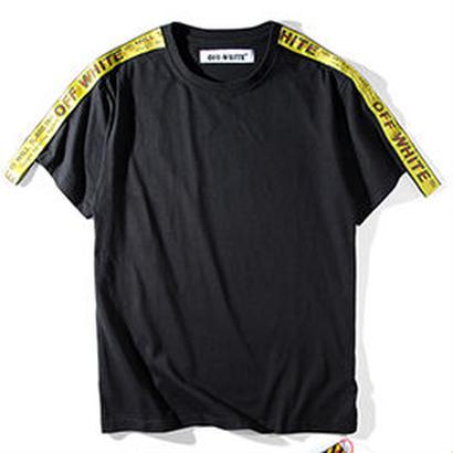 新品 数量限定   【オフホワイト OFF-WHITE】超高品質 メンズ レディース 半袖Tシャツ[OW-480]