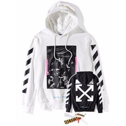 新品 数量限定  【オフホワイト OFF-WHITE】超高品質 ジャケット アウター シャツ メンズファッション [OW-440]
