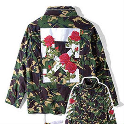 新品 数量限定  【オフホワイト OFF-WHITE】超高品質 ジャケット アウター シャツ メンズファッション [OW-420]