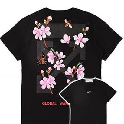 新品 数量限定   【オフホワイト OFF-WHITE】高品質 メンズ レディース 半袖Tシャツ[OW-470]