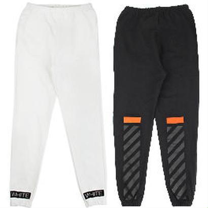 新品 数量限定  【オフホワイト OFF-WHITE】高品質 激安 メンズ レディース ファッション 通販 スウェット パンツ [OW-467]