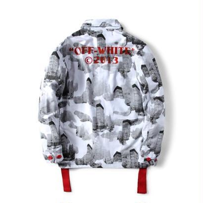 新品 数量限定  【オフホワイト OFF-WHITE】超高品質 限定品 激安 メンズ レディース ファッション 通販 ジャケット アウター コーディネート 流行り カジュアル [OW-265]