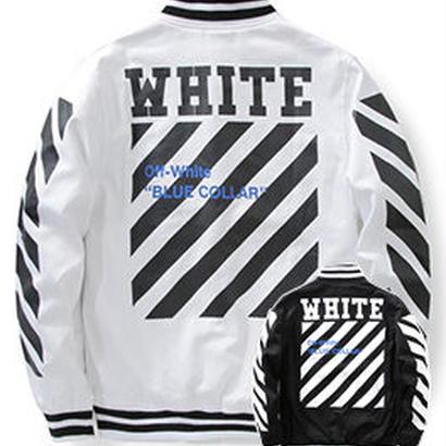 新品 数量限定  【オフホワイト OFF-WHITE】超高品質 限定品 激安 メンズ レディース ファッション 通販 長袖 アウター ジャケット コーディネート 流行り カジュアル [OW-276]