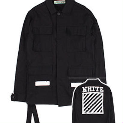 新品 数量限定  【オフホワイト OFF-WHITE】超高品質 ジャケット アウター シャツ メンズファッション [OW-427]