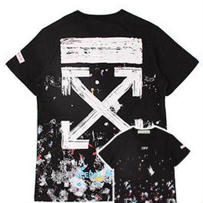 新品 数量限定   【オフホワイト OFF-WHITE】高品質 メンズ レディース 半袖Tシャツ[OW-469]