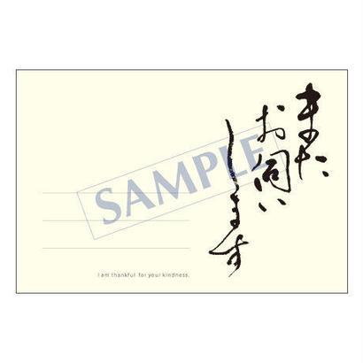 メッセージカード/出会い・感謝・お祝い・ご挨拶/04-0065/1セット(10枚)