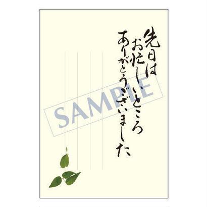 メッセージカード/出会い・感謝・お祝い・ご挨拶/11-0494/1セット(10枚)