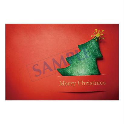 メッセージカード  クリスマス 17-1813  1セット(10枚)