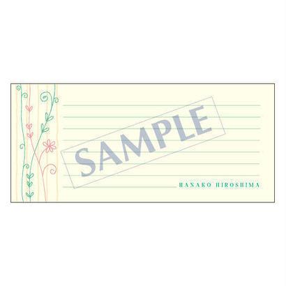 一筆箋/レギュラー/PS-0031/1ケース(50枚)