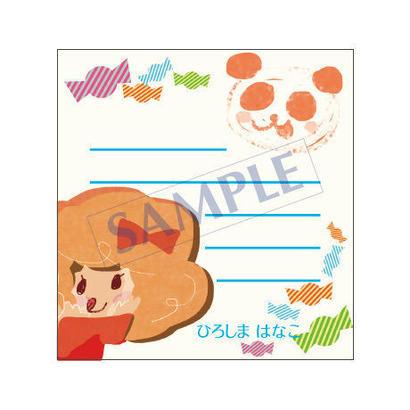 ちょっぴつ箋/KIDS/CH-0024/1個(3ケース)