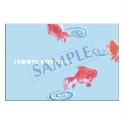 メッセージカード/季節の便り/16-0764/1セット(10枚)