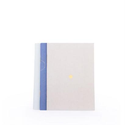 ノートブック SET OF 3 - MONK&ANNA