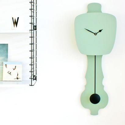 KLOQ / LARGE GREEN  時計