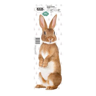 ウォールスティッカー Rabbit - KEK Amsterdam