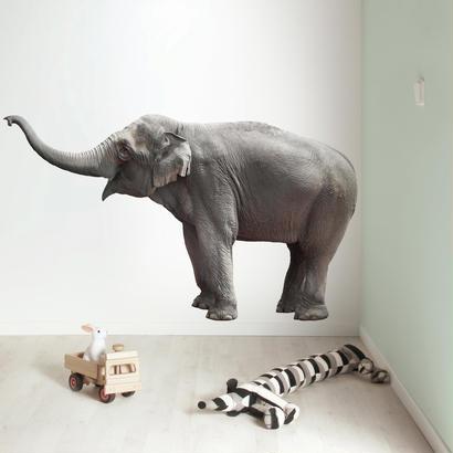 ウォールスティッカー ELEPHANT XL - KEK Amsterdam