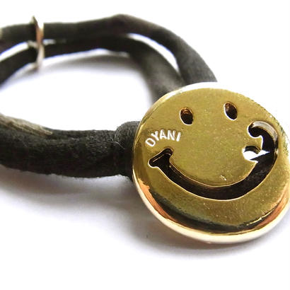 Smiley with wavy mouth Bracelet / Camo