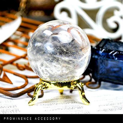 【天然石   ヒマラヤ水晶珠・鑑賞石】風水・開運・浄化・癒し