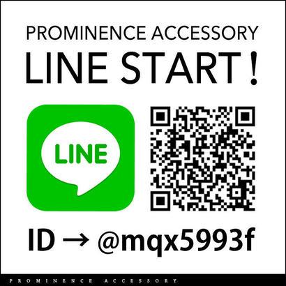 【 当店デザイナーのLINEを設置いたしました!】