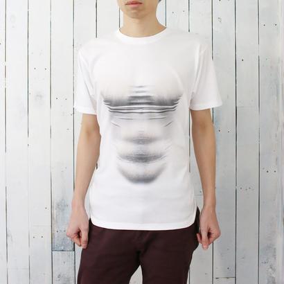 妄想マッピングTシャツ/ Illusion muscle
