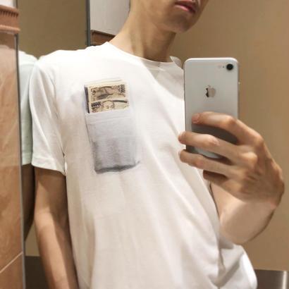 妄想マッピングTシャツ/ Fake Money