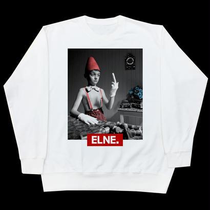 Eleven Nine / トレーナー/pino  boxRogo/ホワイト