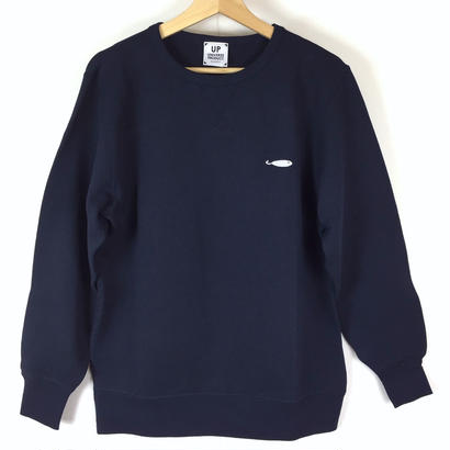 KAKI P Crew Neck Sweat