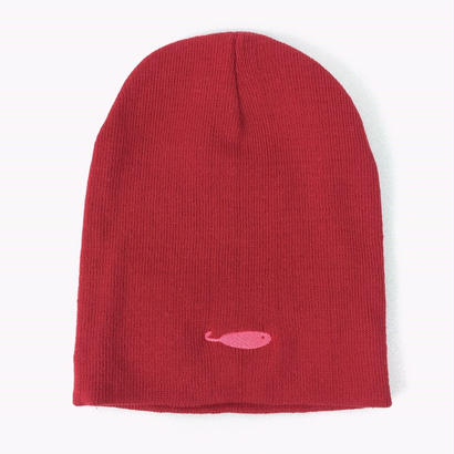 KAKI P Single Knit Cap RED