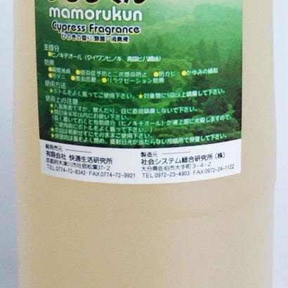 ヒノキチオールからできた除菌消臭リフレッシュ【まもるくん(詰め替え用)1L】