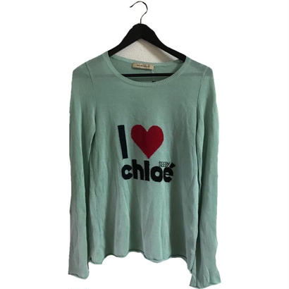 see by chloé mint Green tops