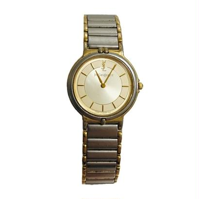 Yves Saint Laurent logo Watch