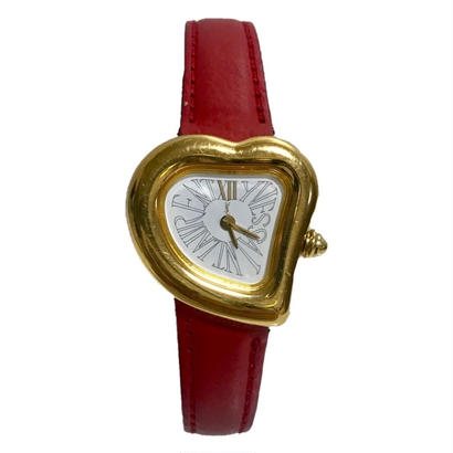 YSL Heart logo design Watch