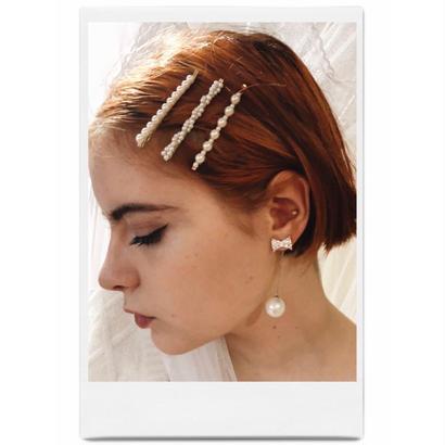 pearl pin 3design set