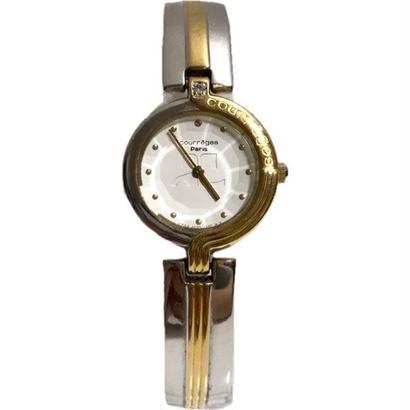 【スペシャルプライス】courrèges bangle Watch
