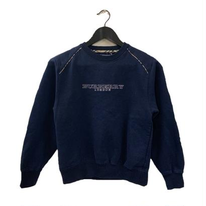 Burberry logo sweat tops(No.3318)