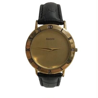 GUCCI logo design Watch