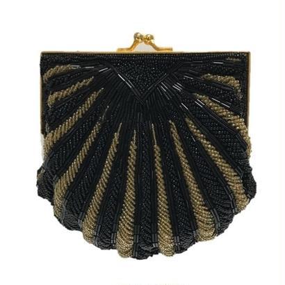 black gold design bijou bag