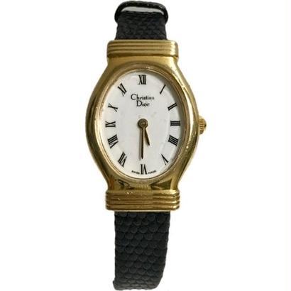 【スペシャルプライス】Dior black belt Watch