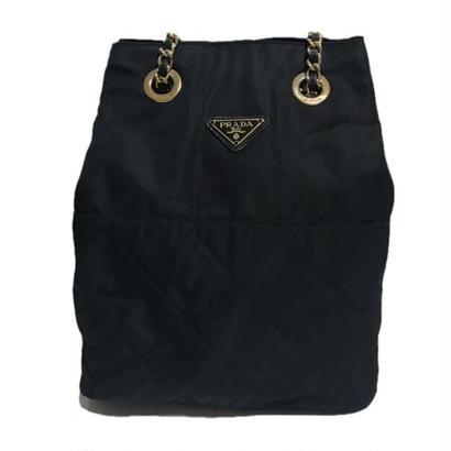 PRADA quilting chain bag