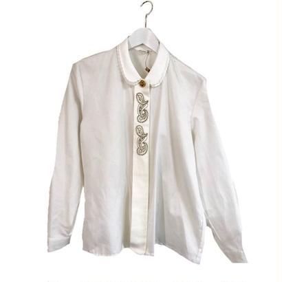 emblem design blouse