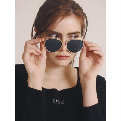 gold flame sunglasses