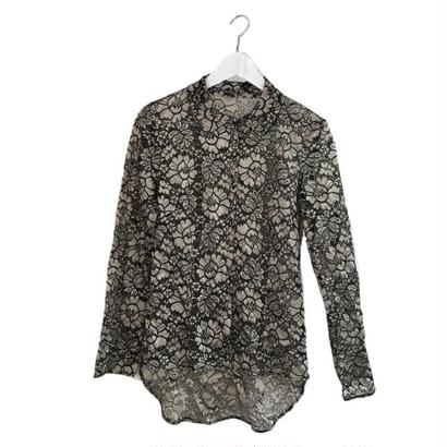 All lace design blouse