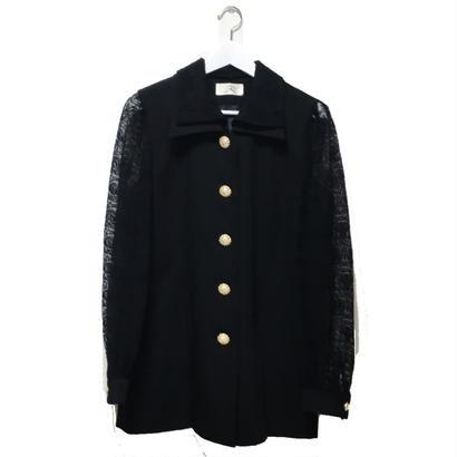 arm lace parl jacket