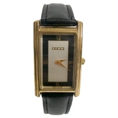 【スペシャルプライス】GUCCI square flame design Watch
