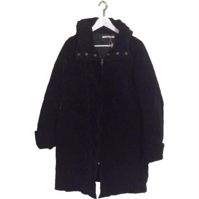 【スペシャルプライス】velour  down coat